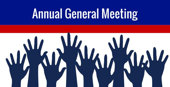 HCA AGM 15th May – 7PM Millenium Hall – All Welcome